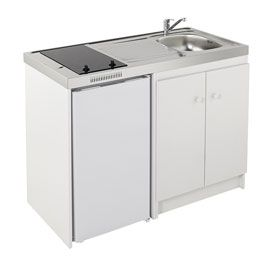 Kitchenette coloris blanc Simply-359 euros