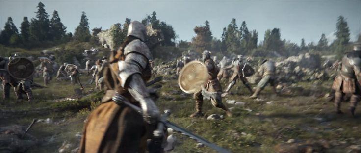 For Honor E3 Trailer on Vimeo