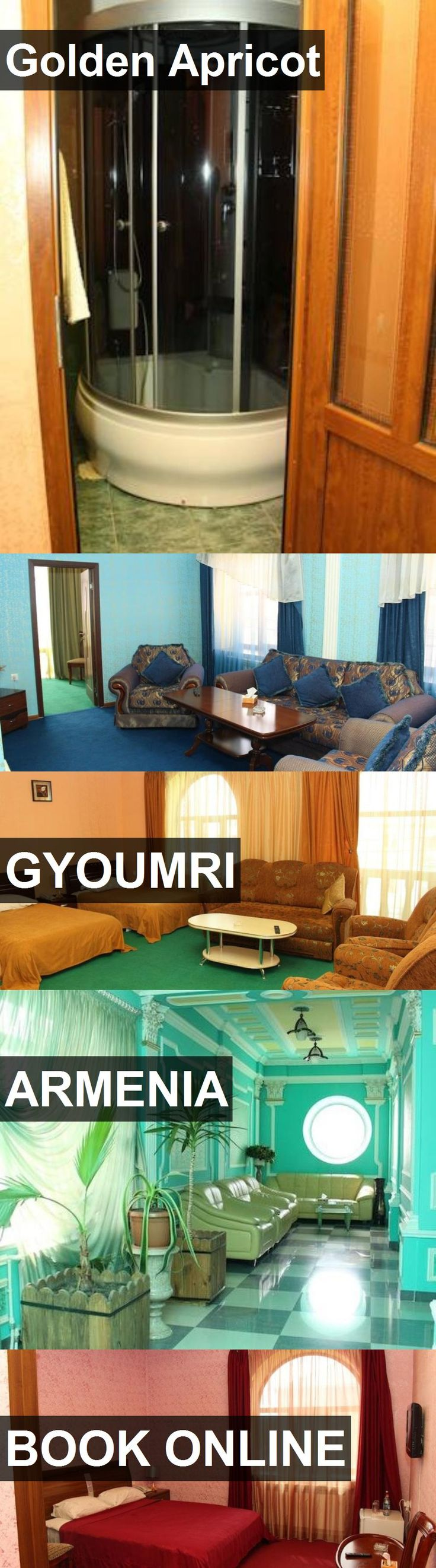 Hotel Golden Apricot in Gyoumri, Armenia. For more information, photos, reviews and best prices please follow the link. #Armenia #Gyoumri #travel #vacation #hotel