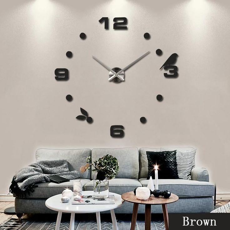 41 besten Wall Clocks Bilder auf Pinterest | Designhäuser, Große ...