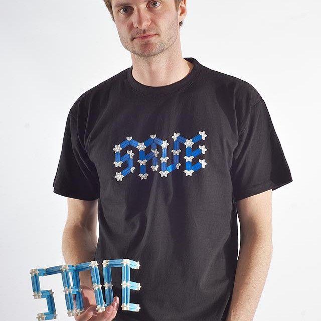 Pánské tričko Save black