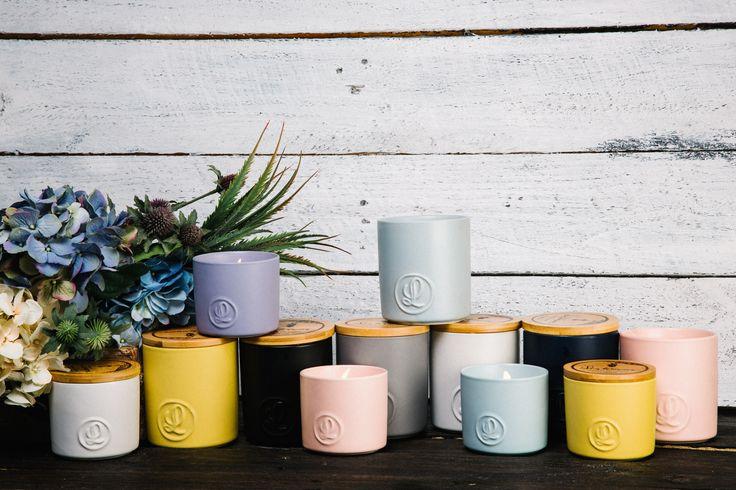 Pastel Collection - 8 fragrances