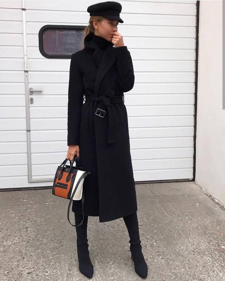 "Street Style Black Woman: @street_style_paris On Instagram: ""@be__classy__😻 Check"