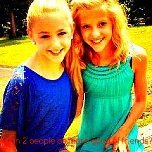 Twinnies! :)