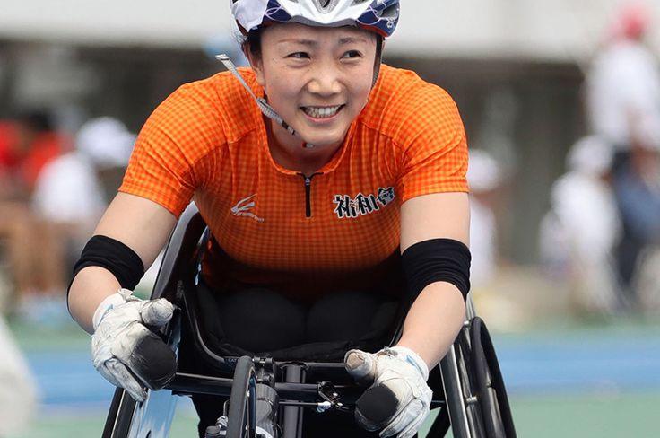 リオ五輪候補や、今井メロの弟が。パラ陸上で再び夢を追いかけて。<Number Web> photograph by Kyodo News