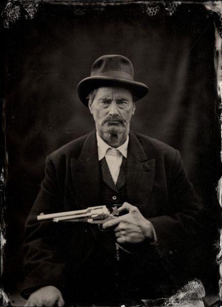 Голливудские звезды, снятые камерой XIX века.: la_gatta_ciara