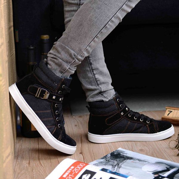 2014 Free Shipping New Men Fashion Casual Men Breathable ...