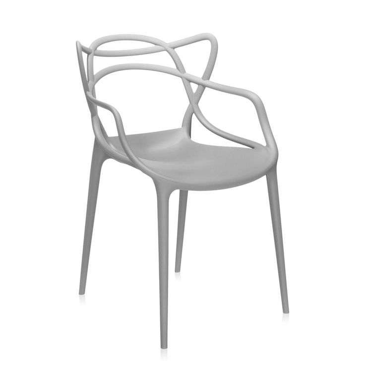 Kartell Masters Chair in Grey