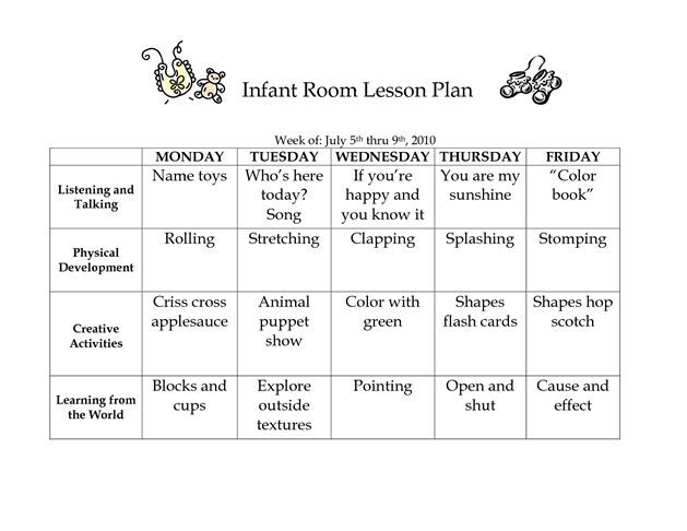 Best 25+ Infant lesson plans ideas on Pinterest Lesson plans for - infant teacher resume