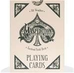 Maxpedition Tactical All Weather Field Deck Playing Cards PVC Outdoor Waterproof