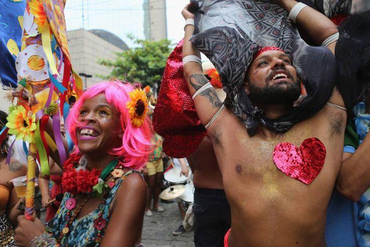 A crise é um banquete para a sátira política do Carnaval | Opinião | EL PAÍS Brasil