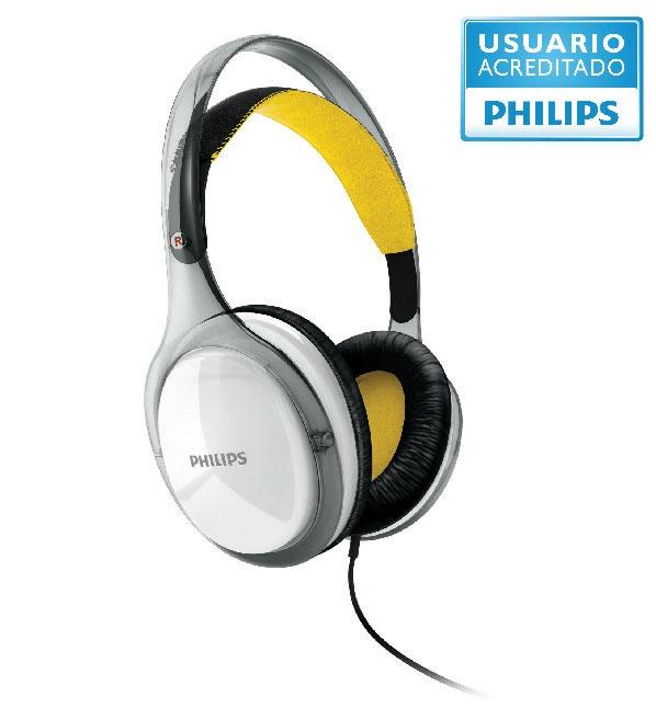 SHL 9560  Sonido nítido. Banda interior auto-ajustable. Sumérgete en un sonido transparente con agudos nítidos, graves profundos y aislamiento del ruido. La banda de sujeción, fabricada con un polímero industrial resistente, es totalmente flexible e irrompible. La banda interior autoajustable es acolchada y se adapta de forma cómoda a la cabeza.  http://articulo.mercadolibre.com.ar/MLA-423420286-auricular-philips-con-banda-de-sujecion-shl-9560-_JM