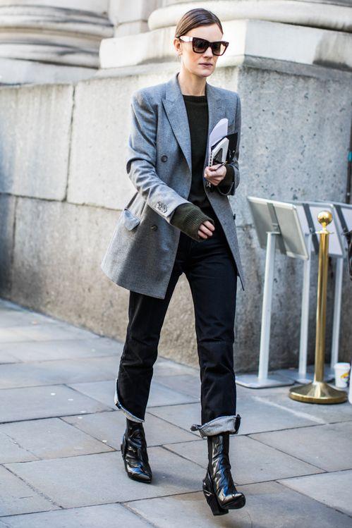 Street Style At London Fashion Week Fall Winter 2018 2019
