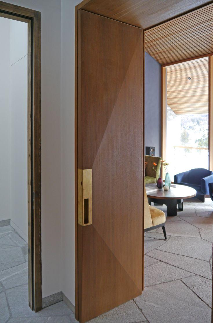 Rhombic Door | Patrick Harnisch Architekten