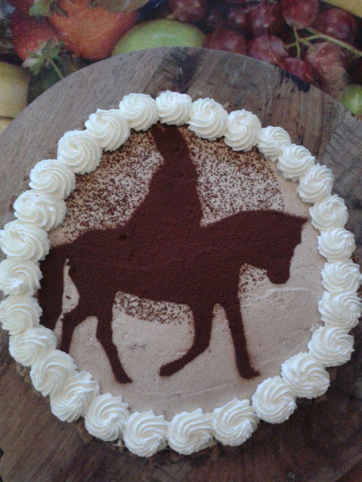 Sinterklaas speculaas taart