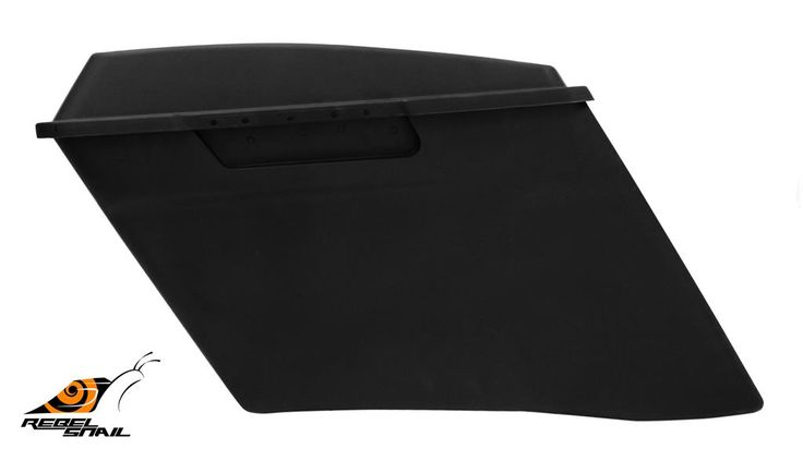 RS Extended Hard Saddlebags with Lids for Touring 1993-2013 Image
