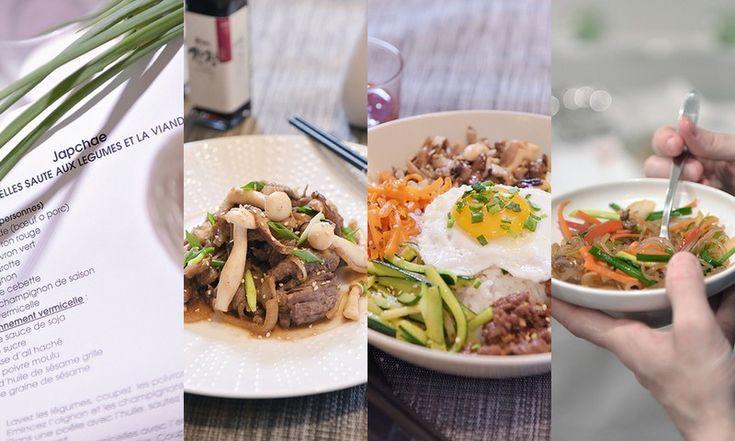 Les 104 meilleures images du tableau cuisine cor enne sur for Cuisine coreenne