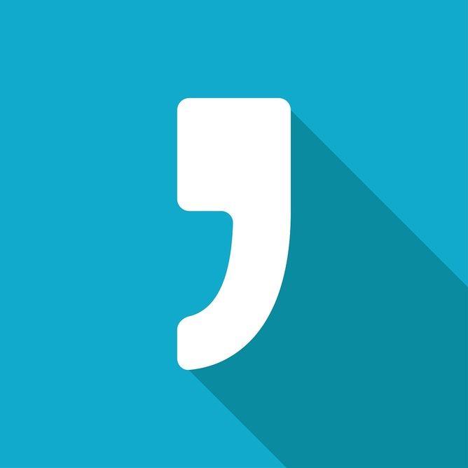 Gramatyka angielska: interpunkcja w języku angielskim