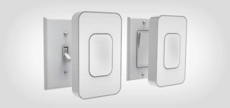 Switchmate Lets You Turn the Lights off Using Your Phone