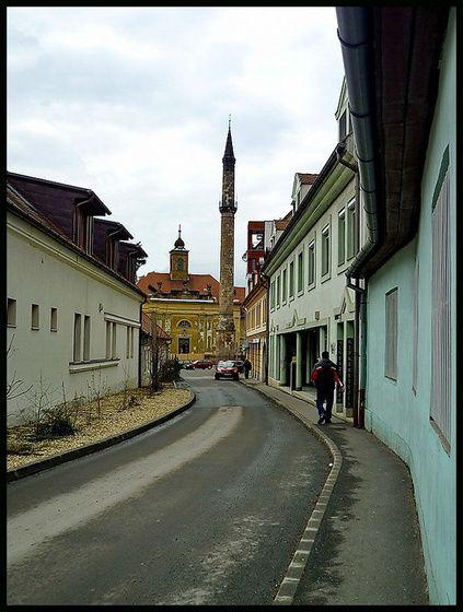 Minaret, Eger, Hungary