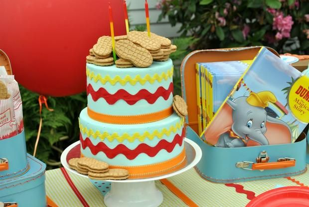 ANIMAL PARTIES: BOY PARTIES: GIRL PARTIES: CHARACTER PARTIES: The Dumbo Party by Where the Green Grass Grows Designs - Entertain   Fun DIY Party Craft Ideas