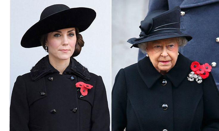 Los mensajes de la Reina Isabel y la Duquesa de Cambridge tras el ataque en Londres