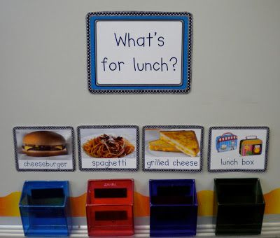 Primary Possibilities: Lunch