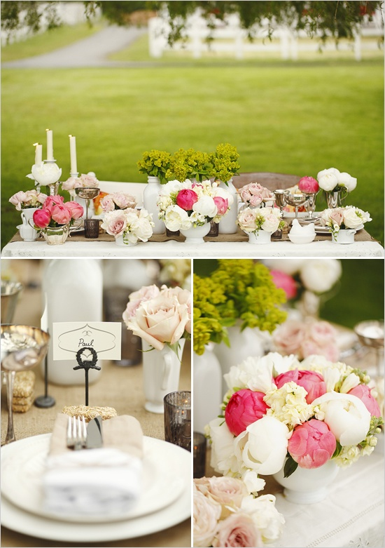 A lovely countryside wedding