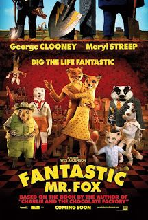 Only In The Movies: Today's Movie: Fantastic Mr. Fox (2009)