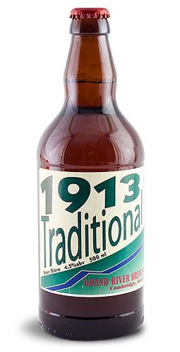 1913 Traditional - Grand River Brewing, Cambridge