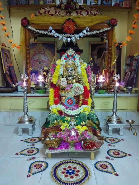 272 best images about pooja room design on pinterest for Aarti decoration pictures