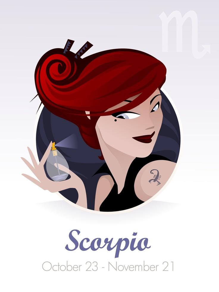 Happy Birthday to Scorpios everywhere!