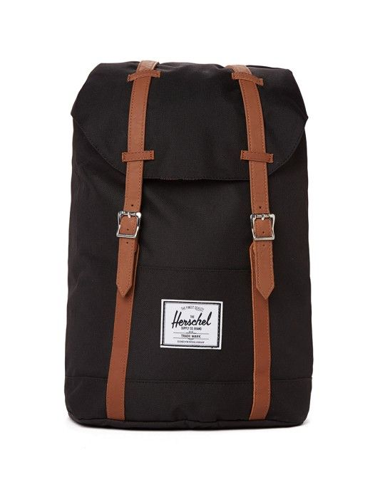 Herschel Retreat Backpack Black - BLACK FRIDAY SALE NOW ON!!!