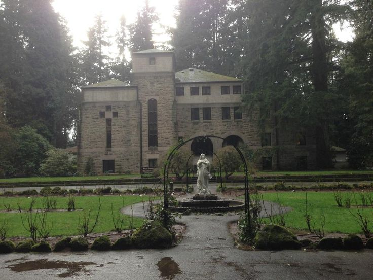 The Grotto - National Sanctuary of Our Sorrowful Mother - Portland - Reviews of The Grotto - National Sanctuary of Our Sorrowful Mother - TripAdvisor