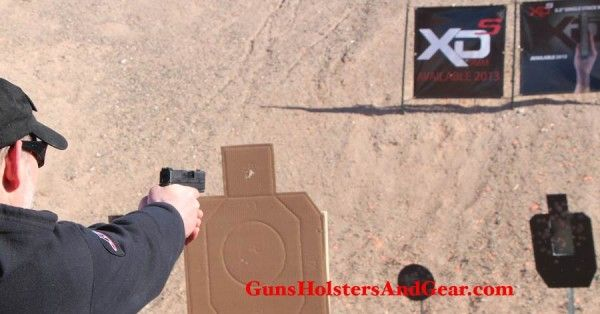 Springfield XDS 9mm - the perfect BUG?