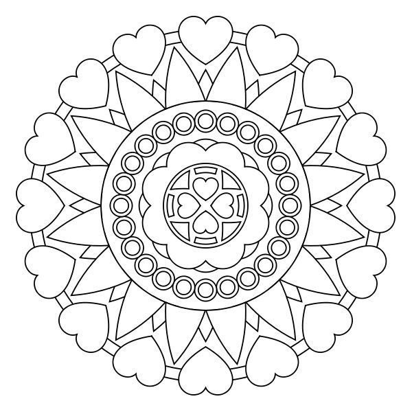 687 best Art Zentangle Heart images on Pinterest To draw - copy coloring pages to color free online