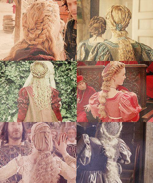Italian renaissance hair styles