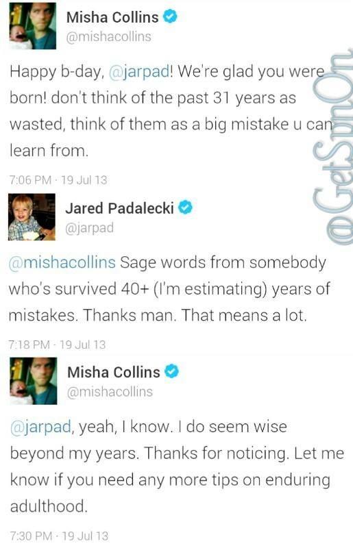 Misha Collins Resume cvfreepro