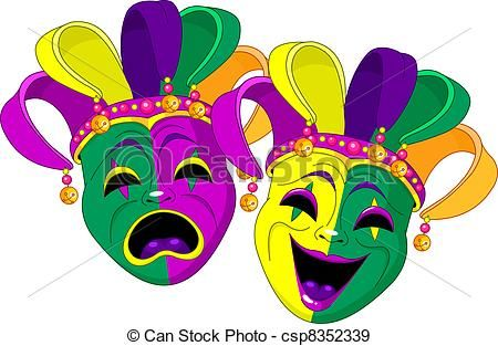 28 best mardi gras clipart images on pinterest mardi gras clip rh pinterest com mardi gras clip art borders free mardi gras clip art no background