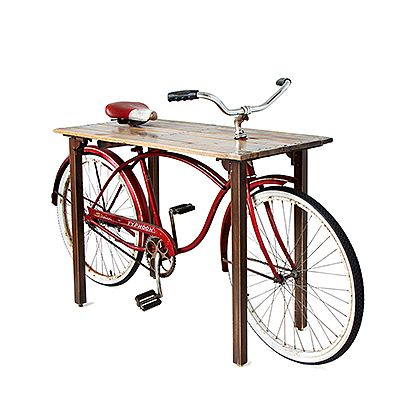 Look what I found at UncommonGoods: bike table... for $1850 #uncommongoods