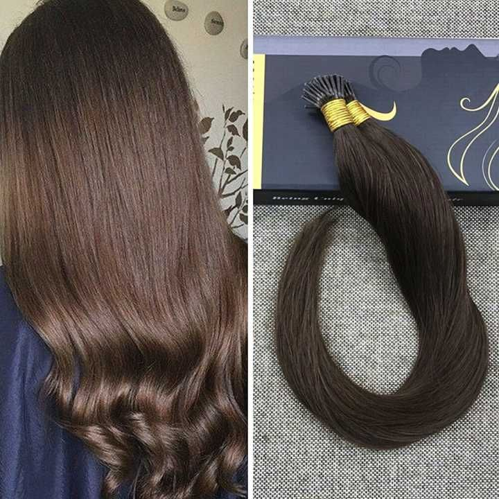 42 best ugeat human hair extensions show images on pinterest ugeat pre bonded keratin fusion hair extensions are made of real human hair pmusecretfo Images