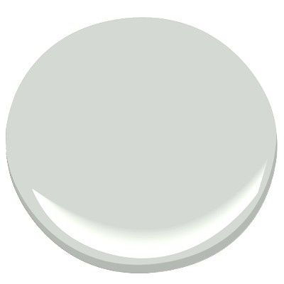 "Benjamin Moore ""wickham gray"".  One of the prettiest colors ever!! #upstairshallwayideas"