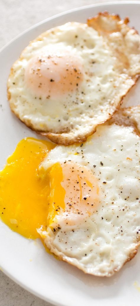 Perfect Fried Eggs. Achieving perfect fried eggs is all about the details.