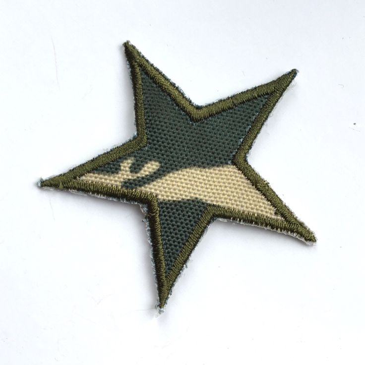 2, camo stars, iron on stars, iron on appliques, camouflage appliques, camo appliques, haberdashery supplies, craft supplies uk, t shirts by Buttonsheduk on Etsy