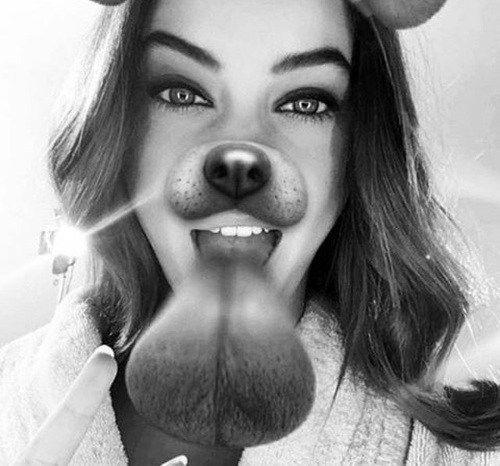 barbara-palvin-snapchat - Celebrity Snapchat Names