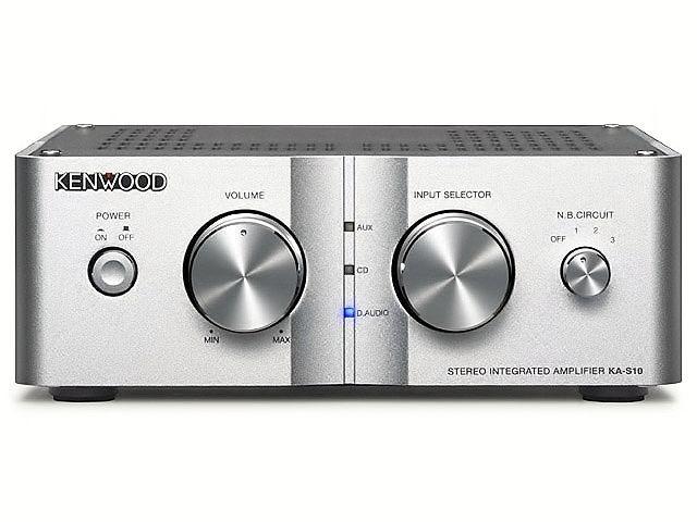 Kenwood KA-S10 Integrated Amplifier tech specs