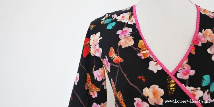 Dames Jurkjes #damesjurk #jurk #dameskleding #handgemaakt #handmade #bloemetjesjurk
