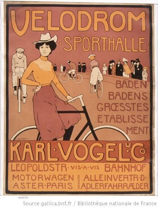 Velodrom Sporthalle Karl Vogel und C°