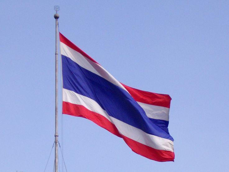Thailand Flag-Waving