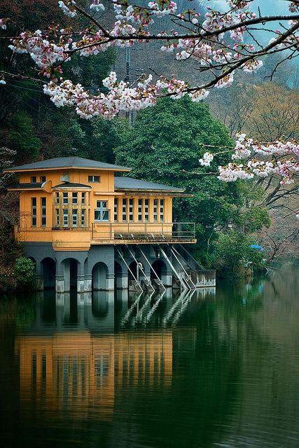 Lake House, Saitama, Japan   Flickr - Photo Sharing!